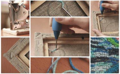 Техника вышивания гобелен